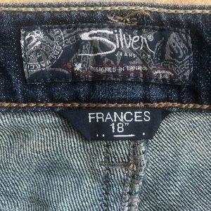 Silver Jeans Jeans - NEW Silver Jeans Frances Bootcut Plus 20/31 - 20w